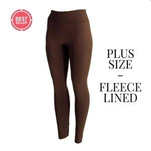 Pants - Leggings fleece lined